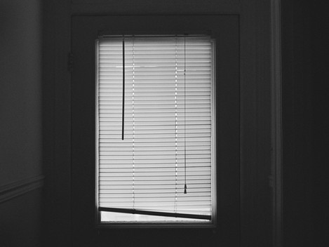 Looking Through the Window of a Suicidal Person