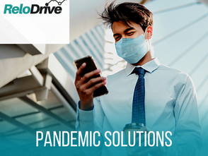 Pandemic Solutions through ReloDrive