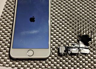 Замена гнезда для зарядки iphone 6