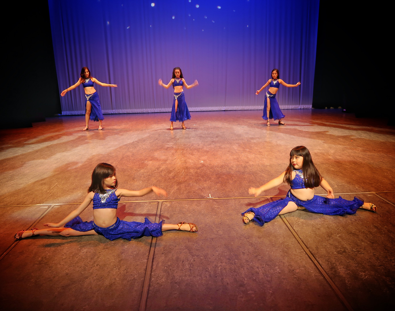 Kids Belly Dance Classes