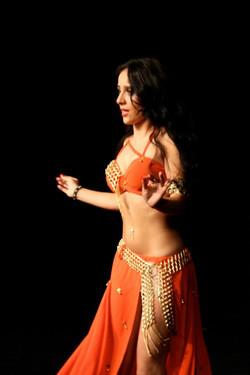 Professional Belly Dancer