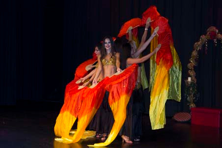 Belly Dance Classes Toronto