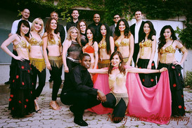 Belly Dance Classes Show Performance Tor