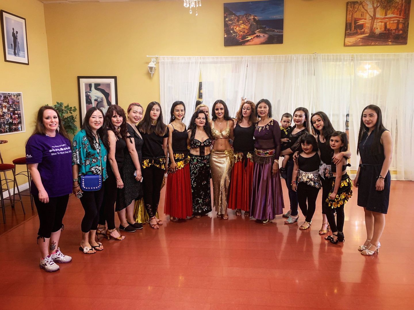 Belly Dance Show Richmond Hill.JPG