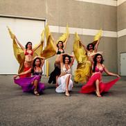 Belly Dance performance class Richmond h