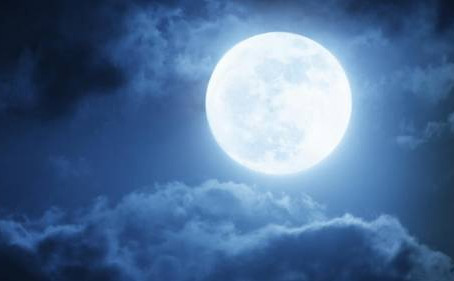 Lua de Neve será a noite do próximo sábado (8), a Primeira grande lua do Ano 2020