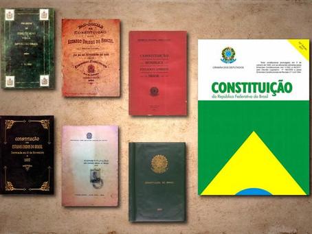 hoje se comemora o Dia da Constituição