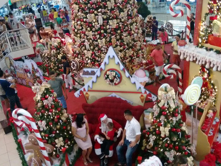 Comercio de Fortaleza espera arrecadar mais de 300 Milhões .