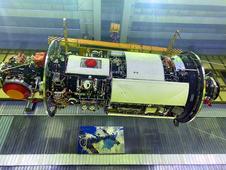 Momento módulo russo Pirs finalmente deixou a Estação Espacial Internacional (ISS).