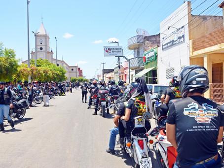 I Encontro de Motociclismo em Cedro-CE