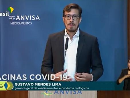 Assista ao vivo - Anvisa faz reunião para decidir sobre pedidos de uso emergencial de vacinas .