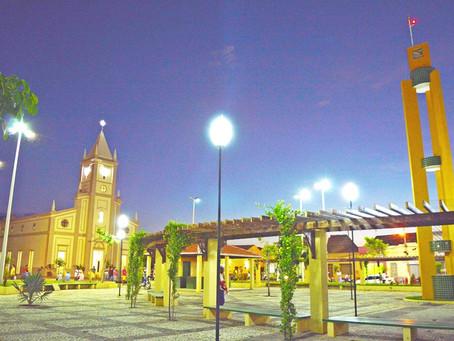 """A cidade """"Cedro-CE""""participa da 25ª Edição do dia do desafio ."""