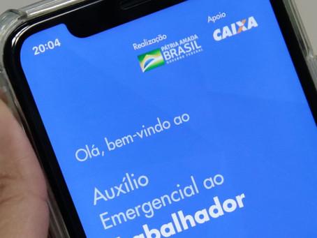 CAIXA ANTECIPA PAGAMENTO DA 2ª PARCELA DO AUXÍLIO EMERGENCIAL DE R$ 600