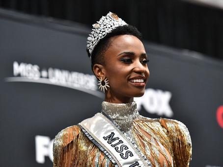 Veja com foi a escolha da Miss Universe 2019.