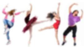 TERPSICHORE danse dès 3 ans new-style, contemporain, moderne/jazz, clasique