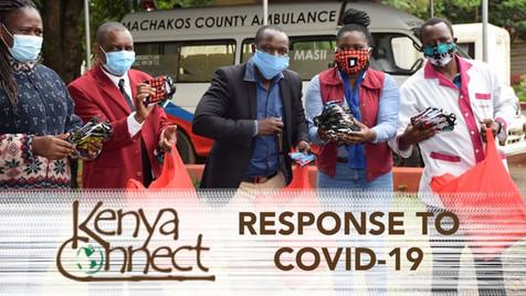 Kenya Connect: Response to Covid 19