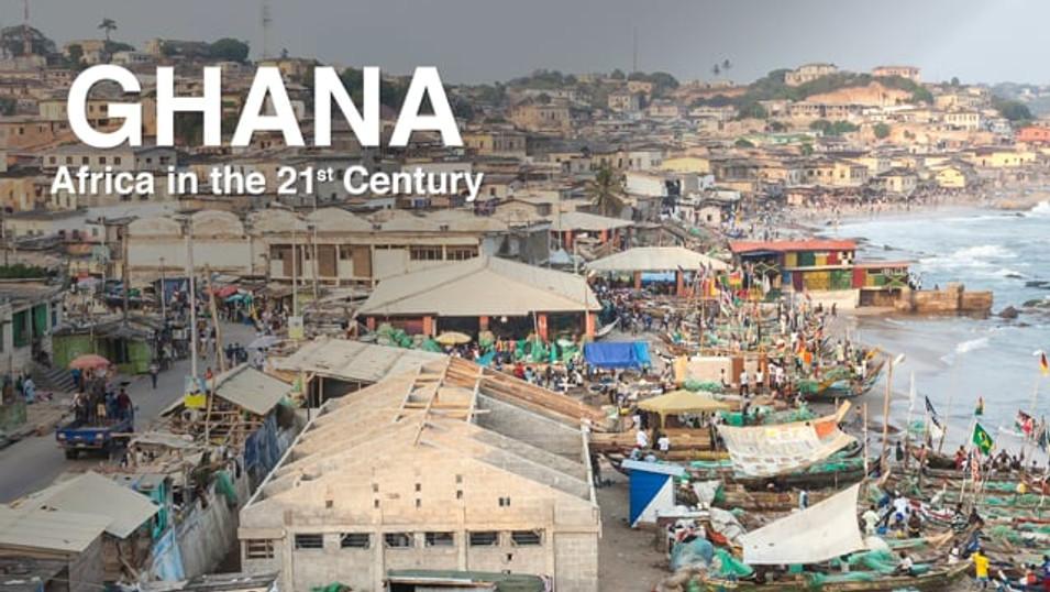 Kwabena Opoku: Ghana