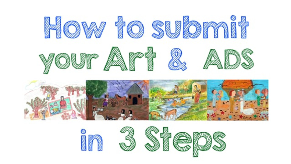 Tutorial: How to Submit Your Art