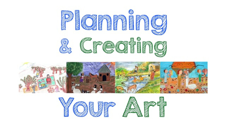 Tutorial: Planning and Creating Your Art