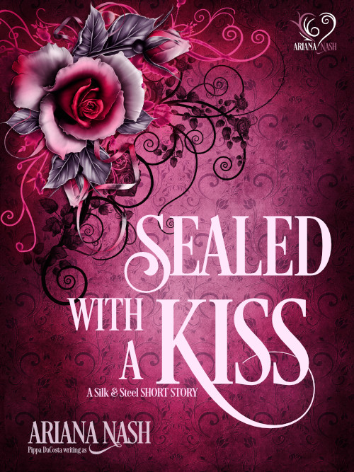 Sealed with a Kiss book cover