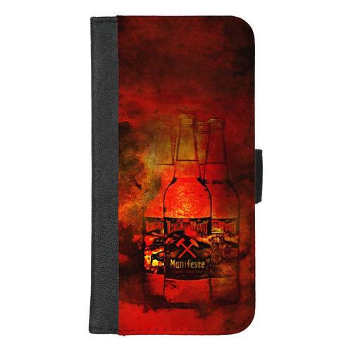 Lucky Devil Beer Apple iPhone 8/7 Plus Wallet Case