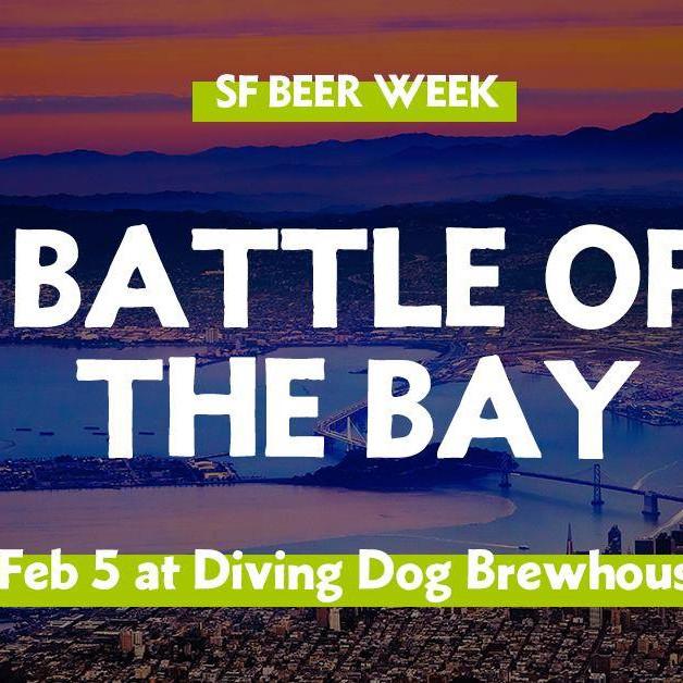 S. F. Beer Week Battle of The Bay