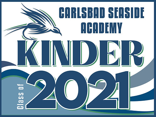 CSA - 2021 - Kinder Yard Sign
