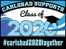 SUPPORTER OF CARLSBAD 2020