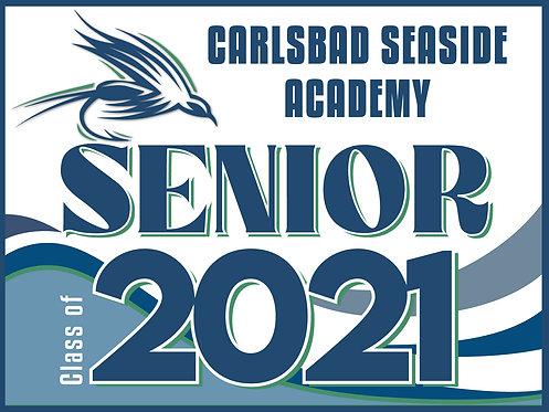 CSA - 2021 - Senior Yard Sign