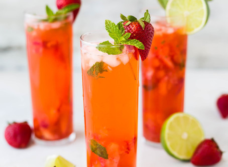 Stay at Home Mocktail Recipes