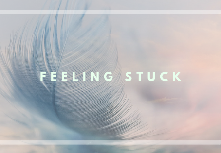 Essential Oils for Feeling Stuck