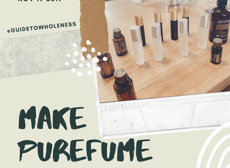 How to Make Your Own Pure-fume