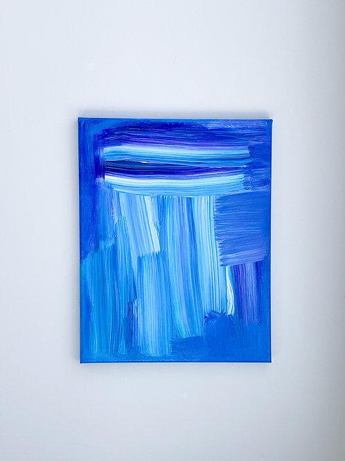 "11"" x 14"" Original Painting: Shift"