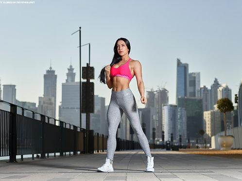 4 Week Pro Bikini Body Training Plan