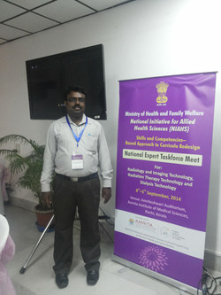Expert Committee meet,  Government of India
