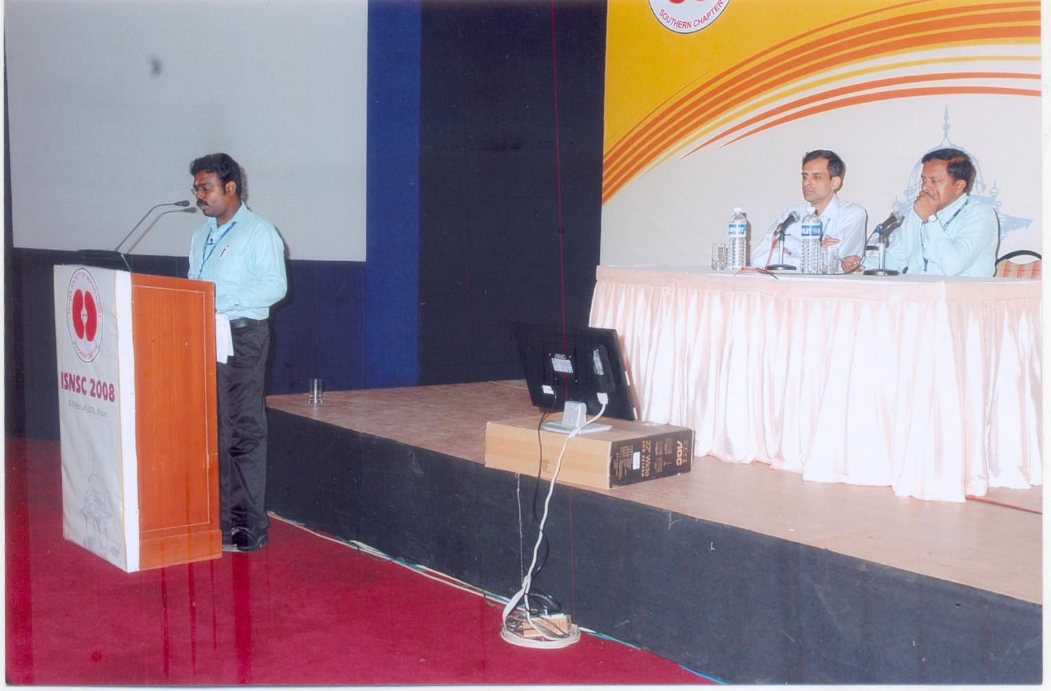 Paper Presentation in Mysore