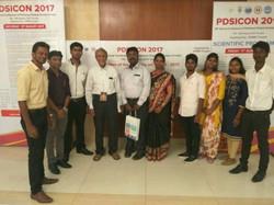 Photo taken with Prof. Prakash Kesavaiah , An pioneer in the field of dialysis