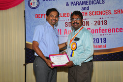 WIth Dr. Suresh, Senior Nephrologist
