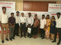 with Prof Prakash Kesavaiah