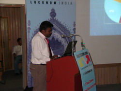Dr. Oreopoulous Award lecture in Lucknow