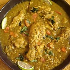 Chicken Dansak