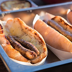 2 Boerwors Sausage Roll