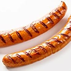 Krakauer (Smoked Sausage)(100g – (98% Pork, smoked))