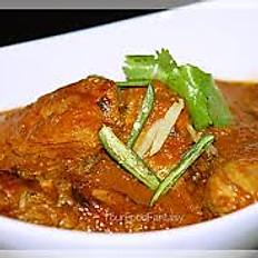 Chicken or lamb Bhuna