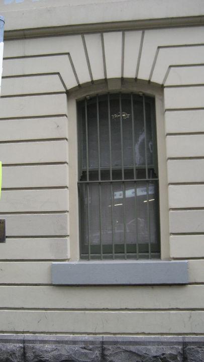 Curry & Richards building facade.