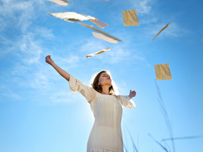 Want to get true Authentic Confidence today?  Try Letting Go