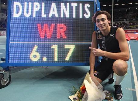 Se ratifican Récords mundiales de 2020: Garrocha, Triple, 5k y 4x100 U20