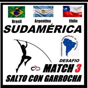 Gran Repercusión del Match 3 de Garrocha Mujeres
