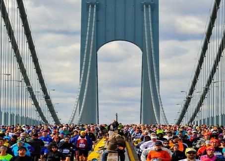 Celebrando el 50 Aniversario del Maratón de la ciudad de Nueva York