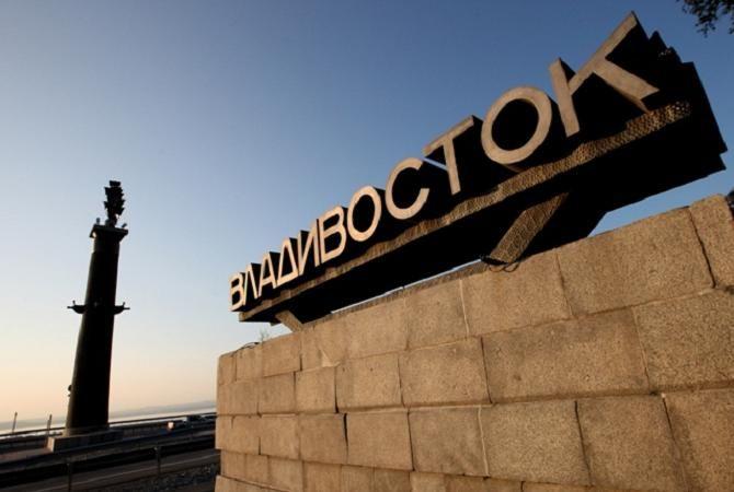 Знакомство с Владивостоком